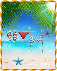 Summer illustrator vector Graphics