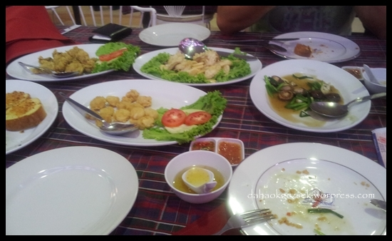 SEA FOOD RESTORAN