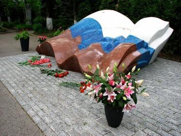 boris yeltsin grave