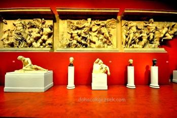 pergamon kalıntıları puşkin müzesi