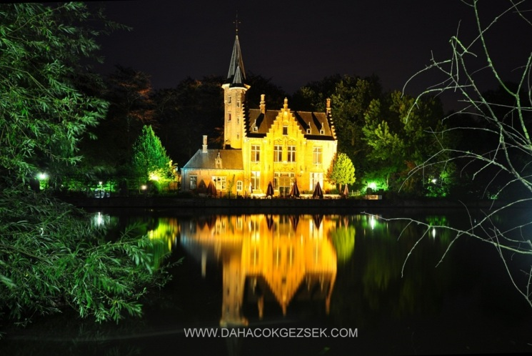 MİNNEWATER IN BRUGGE