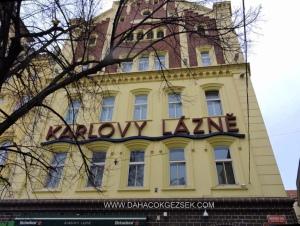 PRAG KARLOVY LAZNE BAR